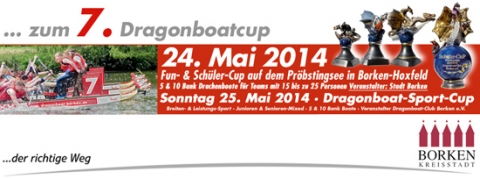 Dragonboatcup 2014